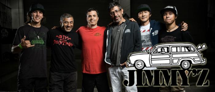 JIMM'Z通販ページトップ画像
