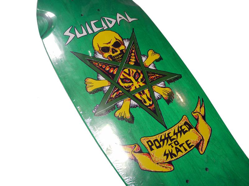 スケートボード 通販 SUICIDAL TENDENCIES   SKTES  SK8  スケボー スイサイダルテンデンシーズ
