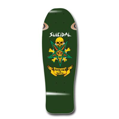 スケートボード 通販 SUICIDAL TENDENCIES   SKTES  SK8  スケボー