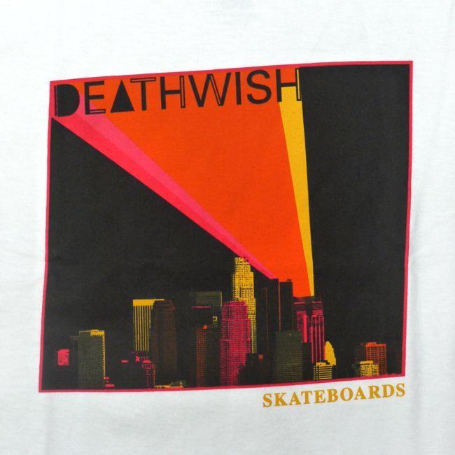 DEATHWISH デスウィッシュ スケートブランド city    worldwide    通販