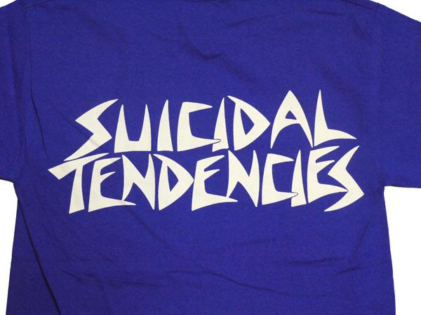 スイサイダルテンデンシーズ SUICIDAL TENDENCIES Tシャツ 新作 通販 TS 28 Possessed ROYAL