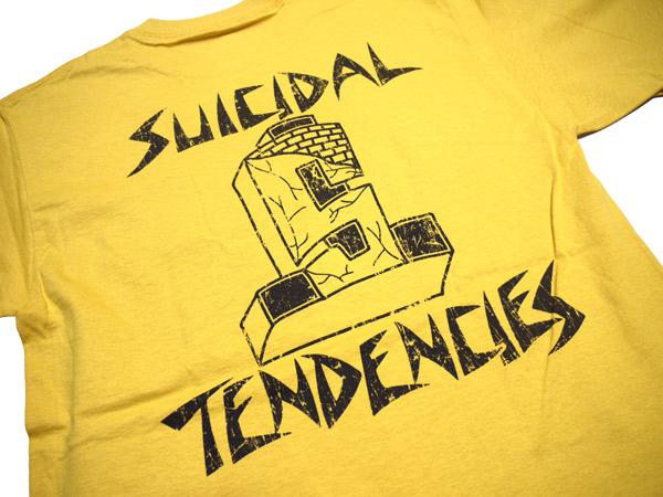 スイサイダルテンデンシーズ SUICIDAL TENDENCIES Tシャツ 新作 通販 TS 8 Skater OLD SCHOOL GOLD