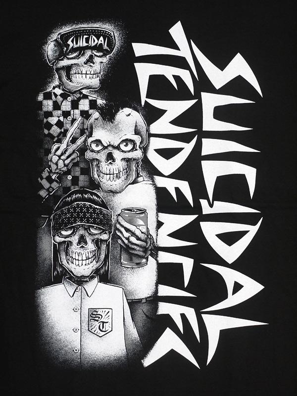 スイサイダルテンデンシーズ SUICIDAL TENDENCIES Tシャツ 新作 通販 TS 3V Tres Vatos