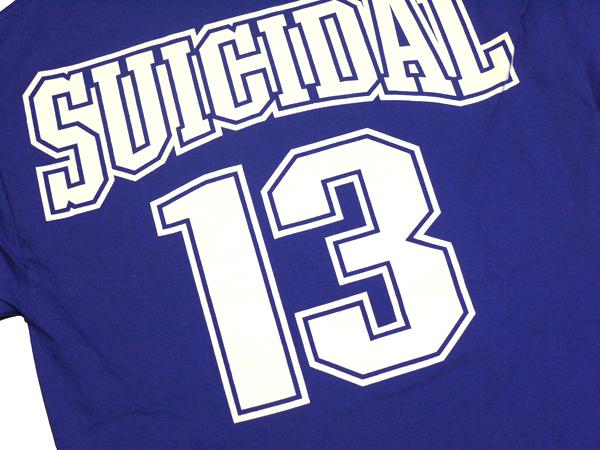 スイサイダルテンデンシーズ SUICIDAL TENDENCIES Tシャツ 新作 通販 TS 27 13 Logo ROYAL