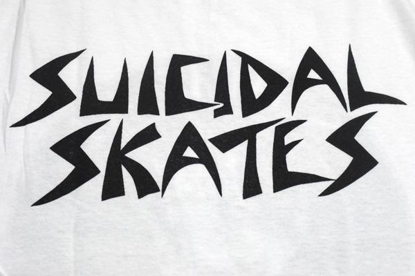 スイサイダルテンデンシーズ SUICIDAL TENDENCIES Tシャツ 新作 通販 TS SS Skates WHITE