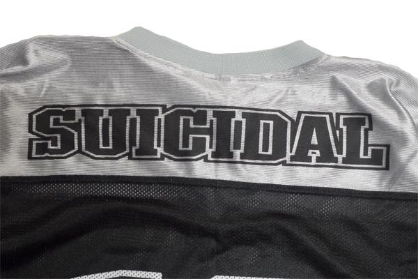 SUICIDAL TENDENCIES スイサイダルテンデンシーズ ジャージ フットボール ウェア Cyco Clan Football Jersey 通販