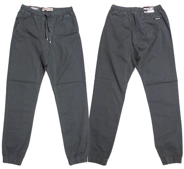 NEO BLUE jogger pants ジョガーパンツ サルエル チャコール グレイ 通販