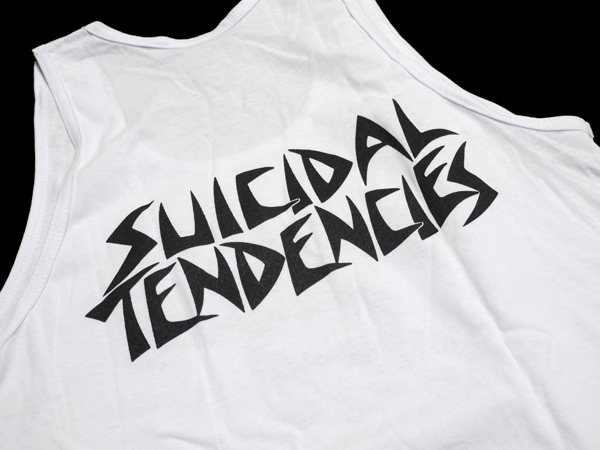 スイサイダルテンデンシーズ SUICIDAL TENDENCIES タンクトップ 新作 通販 TS vota