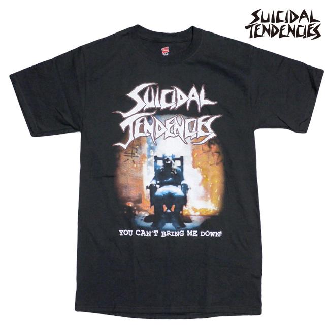 スイサイダルテンデンシーズ SUICIDAL TENDENCIES Tシャツ 新作 通販 You Can't Bring Me Down