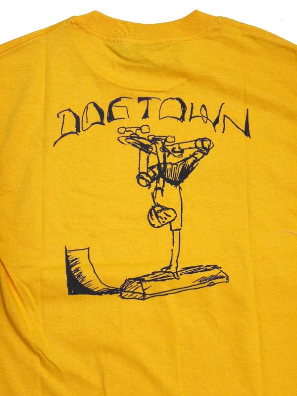 DOG TOWN Tシャツ GONZ スケーター モデル マークゴンザレス オールドスクール