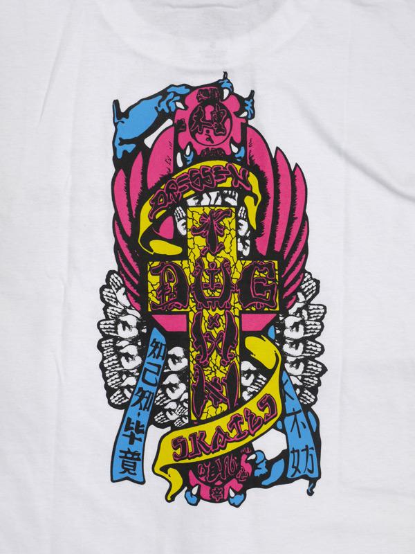 DOG TOWN Tシャツ ERIC DRESSEN エリックドレッセン スケーター モデル オールドスクール