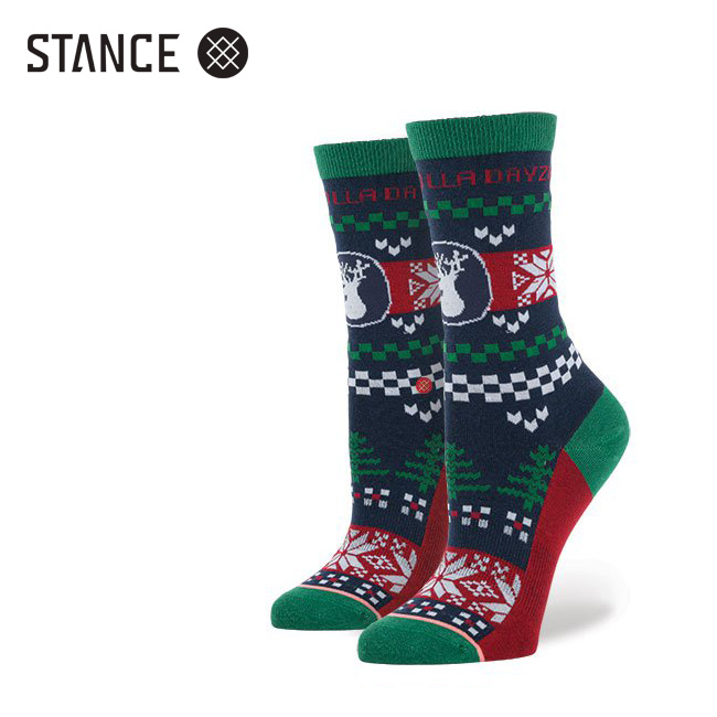 STANCE Holladayze ソックス 靴下 スタンス レディース 通販 取扱店