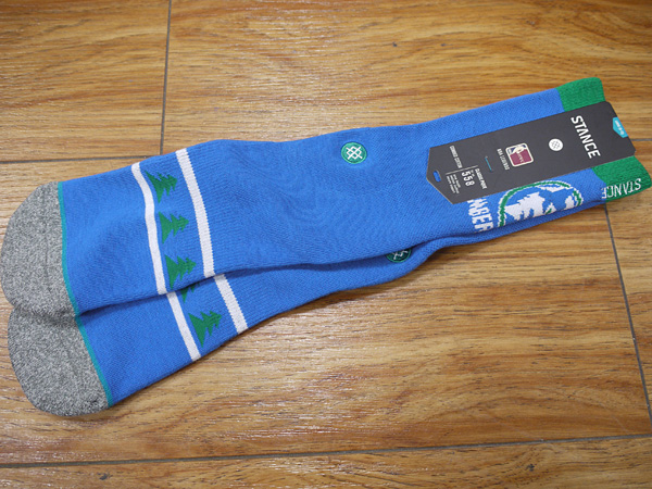 Minnesota Timberwolves STANCE スタンス NBA コラボ  ソックス 靴下 通販