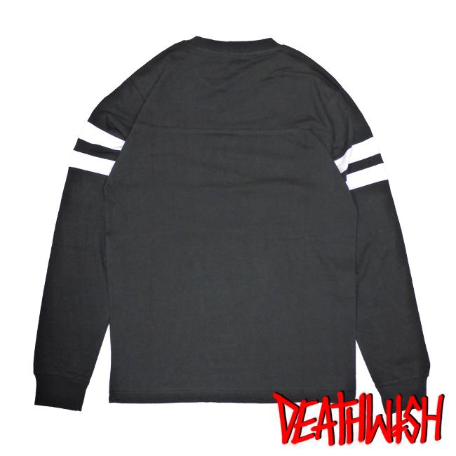 DEATHWISH   BOARDWALK   デスウィッシュ ロングTシャツ skate  スケーター スケートブランド  長袖 ロゴ