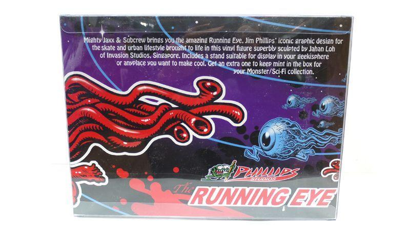 jim Phillips running eye TOY フィギュア ソフビ おもちゃ ジムフィッリプス スクリーミングハンド 通販