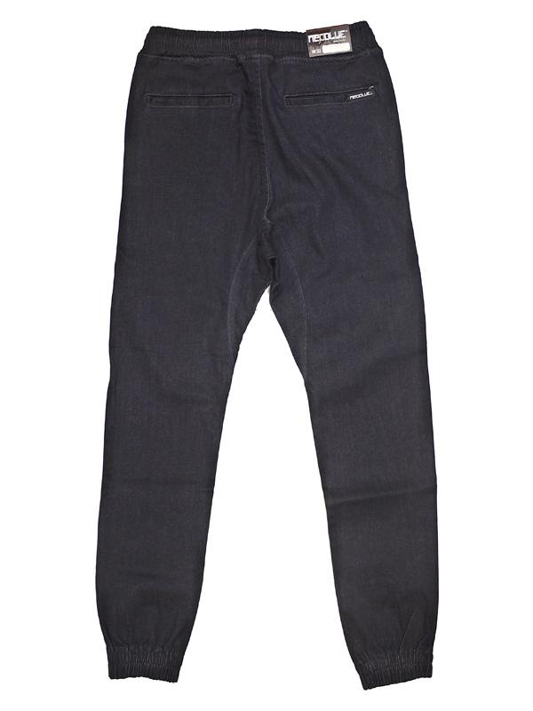 7632 NEO BLUE jogger pants ジョガーパンツ Twill スキニー スケーター 通販