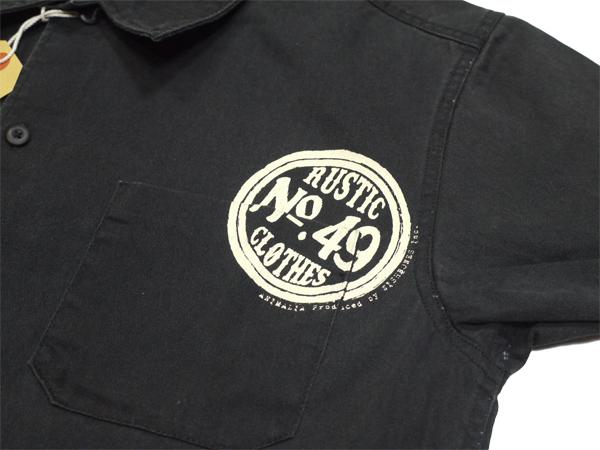 ANIMALIA アニマリア 半袖シャツ JD no,49 通販 ワークシャツ