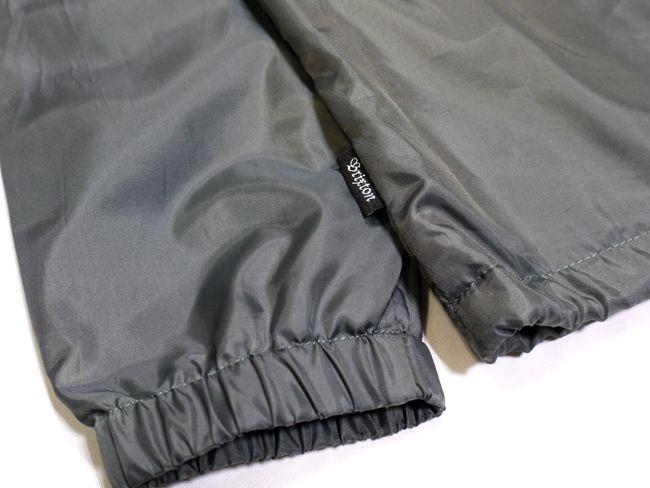 brixton ブリクストン ジャケット アウター ウインドブレーカー 通販 ブランド 取扱店 TANKA JACKET グレイ