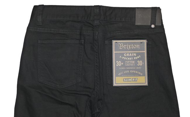 brixton ブリクストン ジーンズ パンツ スキニー 通販 GRAIN SLIM FIT
