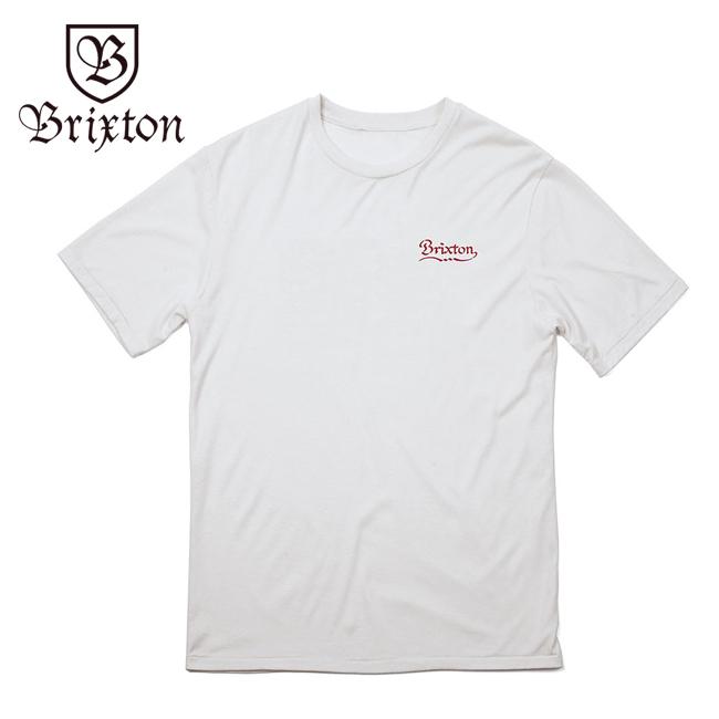 brixton ブリクストン Tシャツ tee 通販 ブランド 取扱店 DUNE   白 ホワイト