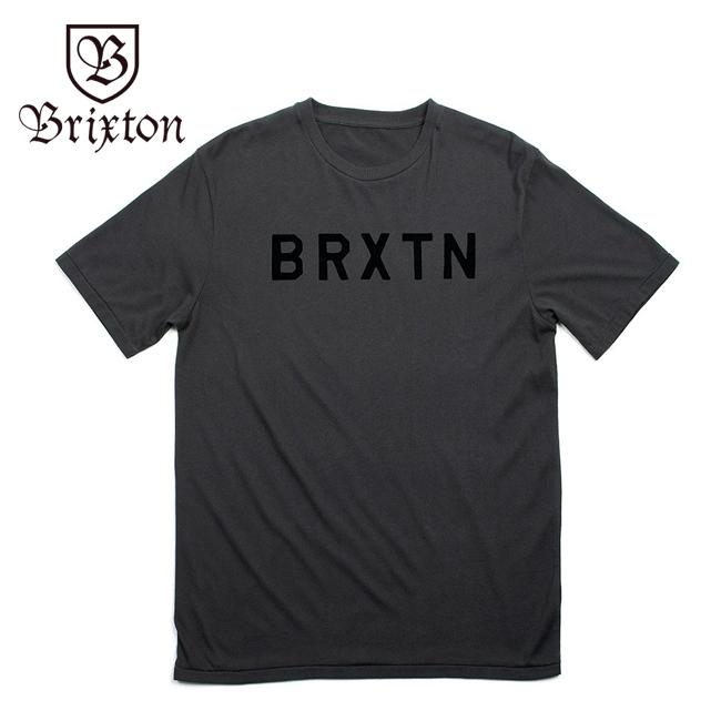 brixton ブリクストン Tシャツ tee 通販 ブランド 取扱店 MURRAY  黒 ブラック