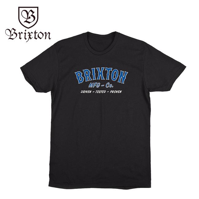 brixton ブリクストン Tシャツ tee 通販 ブランド 取扱店 HAROLDl  黒 ブラック