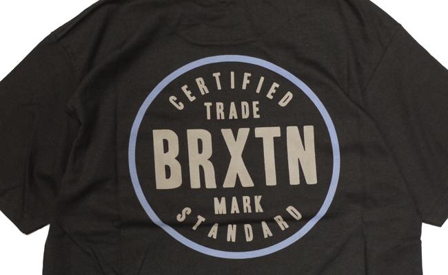 brixton ブリクストン Tシャツ tee 通販 ブランド 取扱店 COWEN  ブラック
