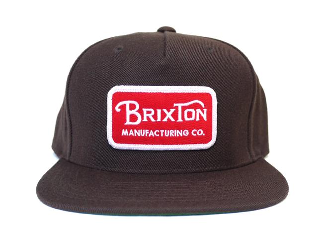 brixton ブリクストン キャップ 帽子 スナップバック GRADE  SNAPBACK  通販