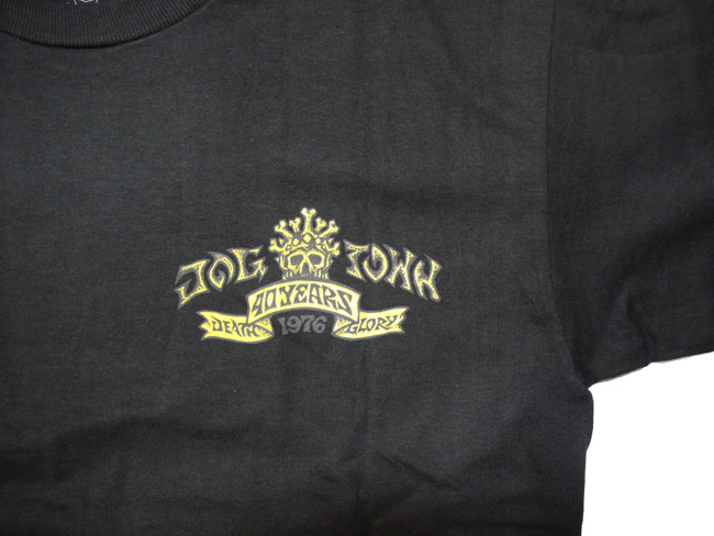 DOGTOWN SUICIDAL スイサイダル Tシャツ Punk Flye 通販 40 years 40周年 スケートブランド オールドスクール ファッション