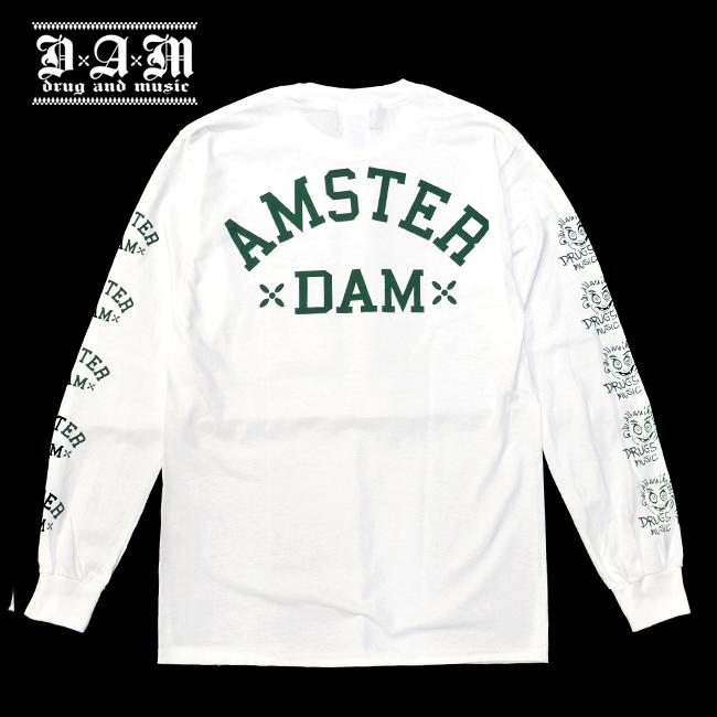 DxAxM drug and music 長袖 Tシャツ ロンティー 通販