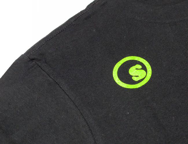 seedless シードレス Tシャツ 半袖 アパレル スケートブランド 取扱店 通販 coop ロゴ 通販  ブラック