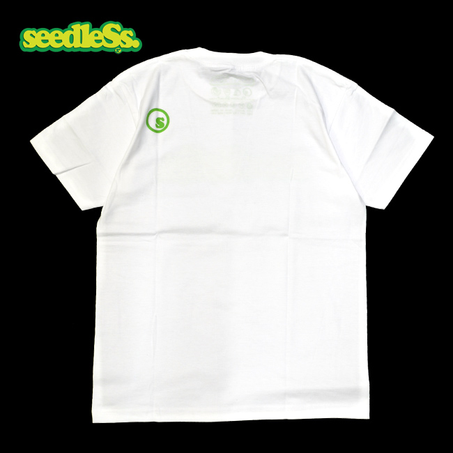 seedless シードレス Tシャツ 半袖 アパレル スケートブランド 取扱店 通販 coop ロゴ 通販