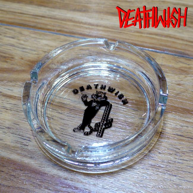 デスウィッシュ 灰皿 アッシュトレイ deathwish skateboard 通販 スケートブランド