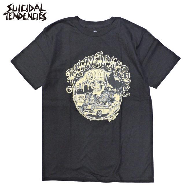 DOGTOWN SUICIDAL スイサイダル Tシャツ Jason jessee 通販 ブラック スケートブランド オールドスクール ファッション