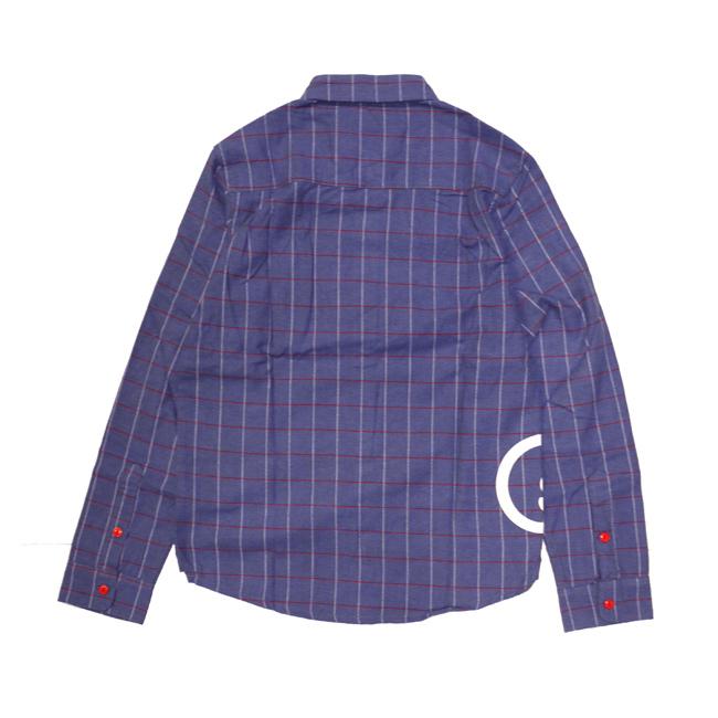 seedless  Graph check shirts 長袖シャツ 通販 チェックシャツ スノーボード ブランド