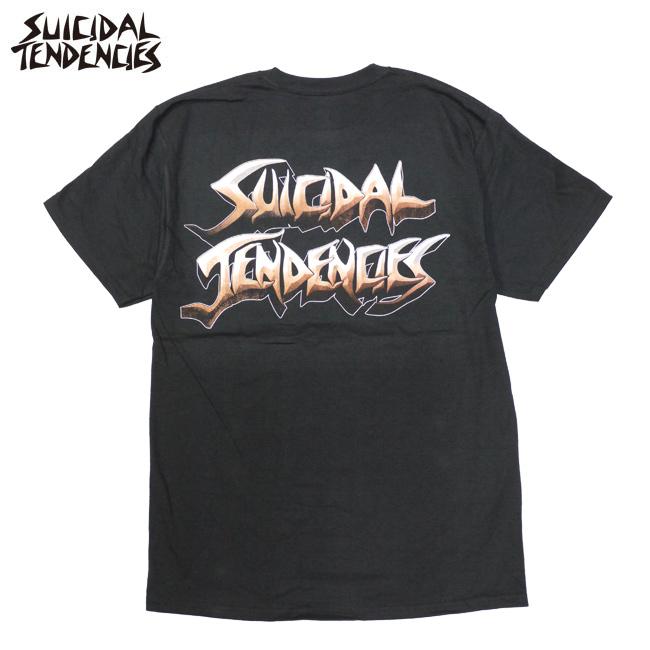 suicidal tendencies スイサイダルテンデンシーズ Tシャツ WORLD GONE MAD 通販