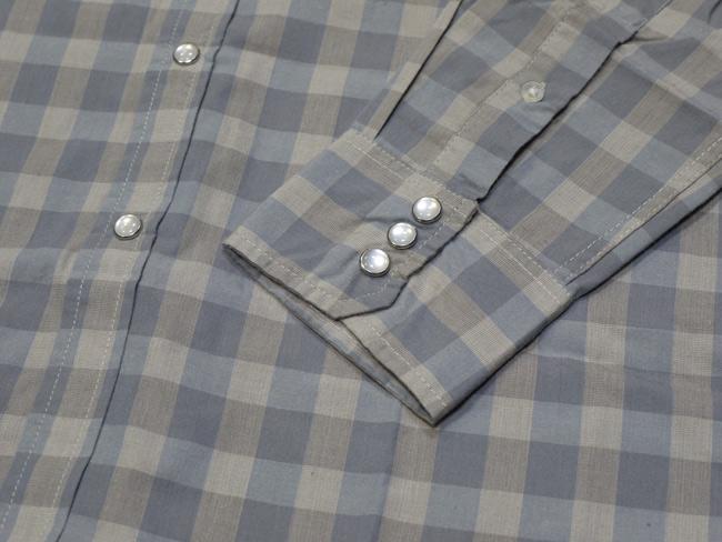brixton ブリクストン 長袖 シャツ  通販 ブランド 取扱店 WAYNE L/S WOVEN スナップボタン パールボタン