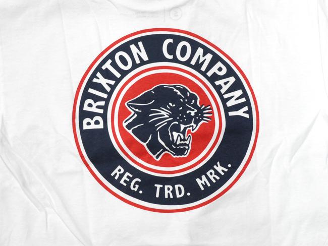brixton ブリクストン Tシャツ スタンダード LEGION S/S STANDARD TEE スケーターファッション ストリートファッション スケートブランド 通販