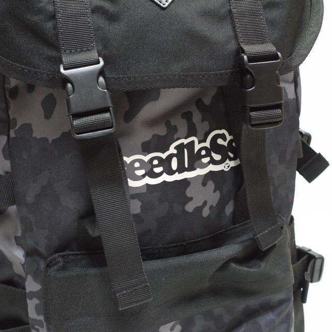 seedless シードレス バックパック リュックサック カモフラージュ coverd back pack 旅行カバン スケートブランド 通販