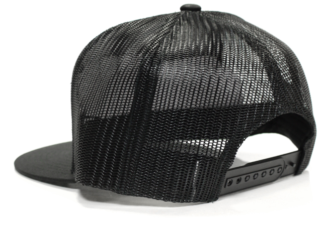 brixton ブリクストン メッシュ キャップ 帽子 スナップバック PALMER MESH CAP  ブラック 取扱店 通販