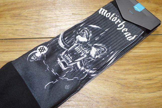 MOTORHEAD モーターヘッド メタルバンド コラボ STANCE スタンス ソックス 靴下 通販 メンズ ファッション
