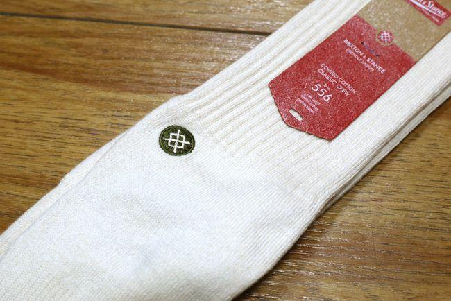 STANCE スタンス SURPLUS ソックス 靴下 通販 メンズ ファッション ブリクストン BRIXTON