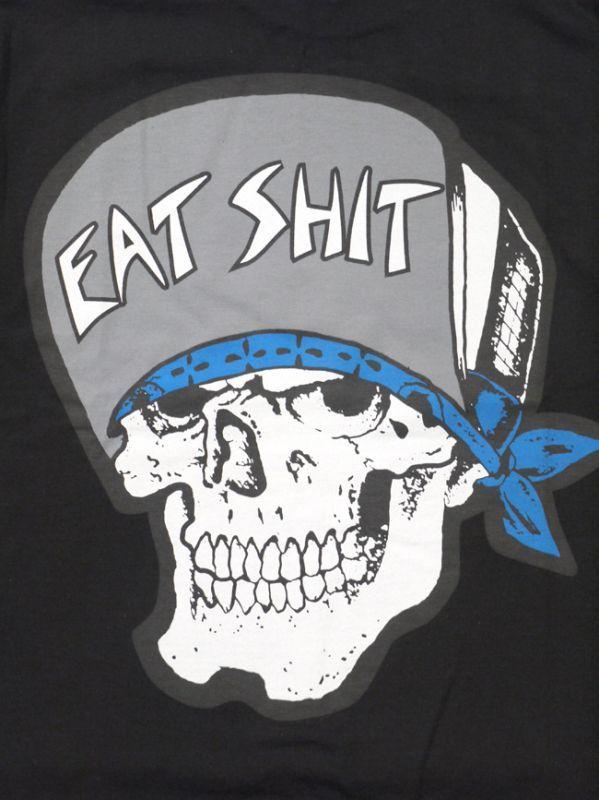 DOGTOWN ドッグタウン ドックタウン Tシャツ EAT SHIT スカル オールドスクール 通販 スケートボード ブランド SUICIDAL TENDENCIES