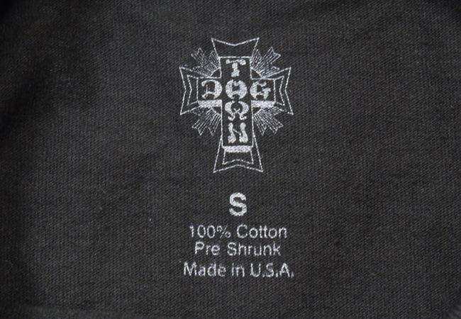 黒 DOGTOWN SKATEBOARDS  ドッグタウン ドックタウン Tシャツ Ese