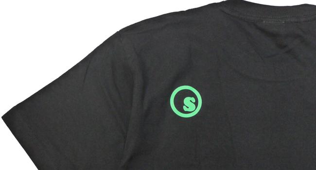 seedless  シードレス SiM  MAH デザイン Tシャツ LIVE FAST SMOKE DEEP 黒 通販