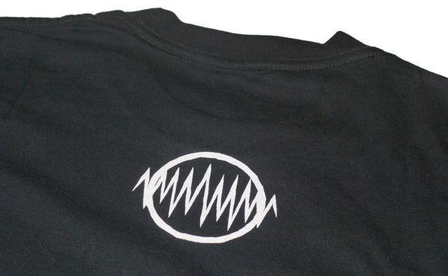 SANTAMONICA SUMMER WEAR ロゴ LOGO Tシャツ HEY-SMITH ヘイスミス 通販 黒 SMSW