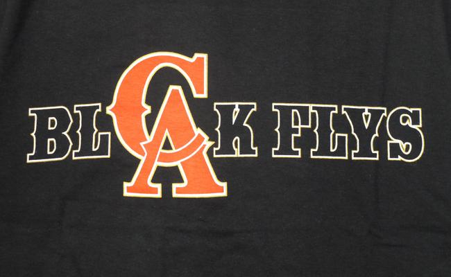 BLACK FLYS ブラックフライズ Tシャツ 通販 CA LOGO  ブラックフライ アメリカモデル
