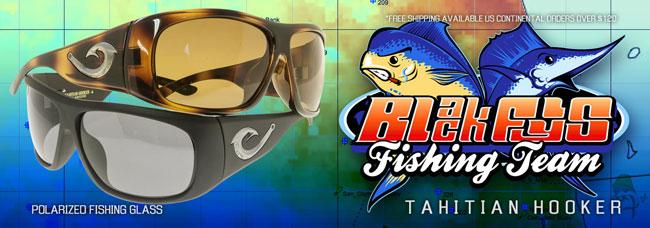 BLACK FLYS TAHITIAN HOOKER ブラックフライズ 釣り サングラス バス釣り 海釣り キャンプ 用 通販 Polarized