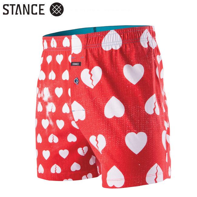 FADED HERATS  STANCE underwear 下着 ボクサーパンツ トランクス メンズ 通販