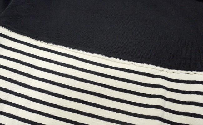 ANIMALIA アニマリア PORT TOWN 長袖 空気精紡糸 伸縮性 通販 取扱店 ブランド